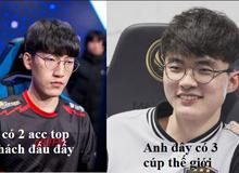 LMHT: Chiếm giữ 4/5 vị trí trong top 5 Thách đấu Hàn, thành viên team Griffin vẫn bị troll sấp mặt