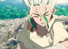 Dr Stone tập 3: Tsukasa đối đầu với Senku vì lý tưởng khác nhau về việc hồi sinh nhân loại