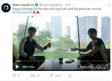 LMHT: Team Liquid gửi lời chúc sinh nhật đầy văn chương bay bổng cho Doublelift, mỗi tội sai ngày