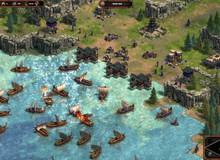 Tin vui cho fan Đế Chế: Bản làm lại 4K của AoE chính thức xuất hiện ngay trên Steam