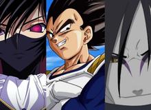 10 vai nam phản diện trong anime được fan mê mệt (P.2)