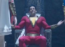 Hé lộ cảnh bị cắt trong Shazam!: Ngai vàng thứ 7 sẽ thuộc về nhân vật bí ẩn nào?