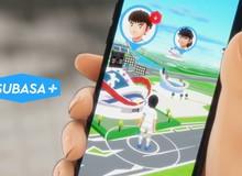 TSUBASA+: Game mobile AR tuyệt hay dựa trên manga nổi tiếng