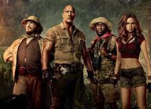 The Rock cùng đồng bọn trở lại khuấy đảo thế giới ảo trong bom tấn Jumanji 2