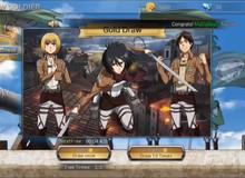 Đánh giá Attack On Titans: Assault - Game chuyển thể từ siêu phẩm manga liệu có 'ra gì'?
