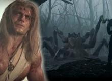 The Witcher hé lộ Geralt 6 múi quyết đấu yêu tinh nhện, Yennefer cũng trở nên nóng bỏng quyến rũ hơn