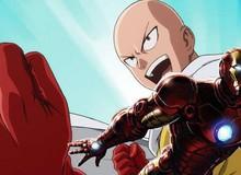 """Tác giả One Punch Man vẽ Tony Stark và Peter Parker đang thi triển tuyệt kĩ """"Kamehameha"""""""