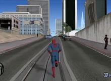Xuất hiện bản mod giúp game thủ vào vai người Nhện trong GTA SA