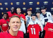 LMHT: Dàn sao M.U đổ bộ Trung Quốc, Invictus Gaming có dịp giao lưu cùng CLB bóng đá danh tiếng nhất thế giới