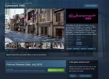 Game đạo nhái trơ trẽn Cyberpunk 2077 đã bị gỡ khỏi Steam