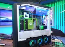 Xuất hiện cỗ máy chơi game khủng nhất mọi thời đại: Tích hợp PC, Xbox One, PS4 và Nintendo Switch vào chung một hệ thống