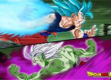 """Dragon Ball Super: Hợp thể """" bán bất tử"""" giữa Zamasu và Black có thể bị """"đè bẹp"""" bởi 2 Super Sayain Blue"""