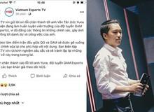 LMHT: Truyền tải thông tin sai lệch về HLV của GAM Esports - Yuna, VETV phải chính thức lên tiếng xin lỗi