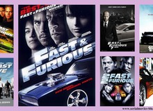 """Trước thềm công chiếu """"Hobbs and Shaw"""" ôn lại nhanh lịch sử của series Fast & Furious: Toàn những siêu phẩm kiếm tiền khủng"""