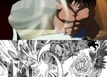 One-Punch Man: Suiryu quyết đấu với đám quái vật, sự khác biệt khi manga được lên anime