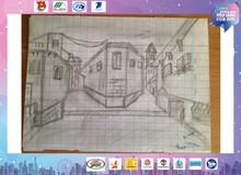 Bó tay với các game thủ trẻ biến cuộc thi vẽ tranh thành hội thi fanart các bản đồ game bắn súng