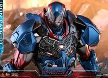 """Sau bao năm chờ đợi, cuối cùng War Machine cũng được nâng cấp một bộ Hot Toys """"siêu khủng, siêu mạnh"""""""