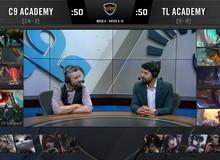 LMHT: Vác nguyên đội hình Đấu Trường Chân Lý đi đánh giải, C9 Academy vẫn 'hack tiền' đè chết đối thủ