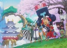 """One Piece: Cận cảnh tạo hình các nhân vật tại arc Wano, Nami và Robin của băng Mũ Rơm xinh """"hết phần thiên hạ"""""""