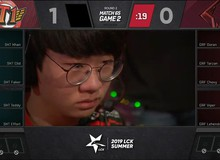 LMHT: Mắc sai lầm khiến đội nhà thua đau trước SKT, tân binh của Griffin khóc đỏ cả mắt ngay trên truyền hình