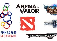 Esports: Giải đấu tuyển chọn VĐV cho SEA Games 30 chính thức được VTV tổ chức