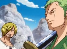 One Piece tập 895: Sau bao lâu chúng ta cũng được thấy toàn bộ băng Mũ Rơm kề vai sát cánh chiến đấu