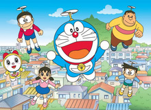 Doraemon: 10 chi tiết thú vị ít người biết về chú Mèo Ú và nhóm bạn Nobita