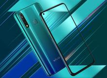 Vivo ra mắt smartphone Z1 Pro: Màn hình đục lỗ, 3 camera sau, chip Snapdragon 710 và pin 5.000 mAh, giá bán từ 217 USD