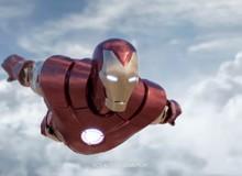[Vietsub] Bom tấn siêu anh hùng Marvel's Iron Man sẽ cho phép bạn bay lượn như thế nào?