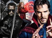 Với Doctor Strange 2 và Blade, một biệt đội siêu anh hùng mới sẽ thay thế Avengers trong vũ trụ điện ảnh Marvel tương lai?