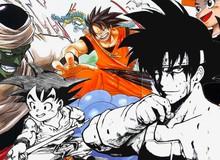 Dưới nét vẽ của Eiichiro Oda và các mangaka nổi tiếng, nhân vật trong Dragon Ball trông sẽ như thế nào?