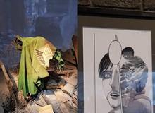 Tổng hợp những mẫu vật được trưng bày ở triển lãm cuối cùng của Manga Attack on Titan tại Nhật (Phần 2)