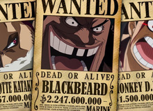 One Piece: Luffy và 5 nhân vật siêu mạnh có mức truy nã trên 1 tỷ belly đã được hé lộ ở thời điểm hiện tại