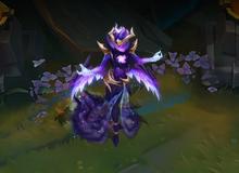 LMHT: Trầm trồ với skin Morgana Hắc Tinh đẹp tới từng chi tiết, rất tiếc chỉ là trang phục fanmade