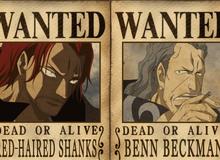 One Piece: Dragon và 8 nhân vật được dự đoán có mức truy nã trên 1 tỷ belly dù chưa được tiết lộ