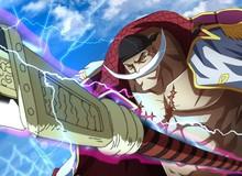 """One Piece: Hé lộ tên danh đao của Râu Trắng, một trong 12 cực phẩm đại bảo kiếm với sức mạnh """"xé tan bầu trời"""""""