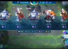 """Chess Rush - Game mobile """"cờ nhân phẩm"""" của Tencent bị tố """"ăn cắp"""" tướng từ War Song"""