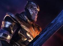 Có phải thanh kiếm của Thanos trong Endgame được tạo ra bởi các Celestial?