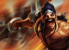 LMHT: Không chỉ Darius, sắp tới em trai của hắn là Draven cũng có trang phục Cao Bồi?