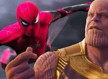 Spider-Man: Far From Home tiết lộ tên gọi mới về cú búng tay của Thanos