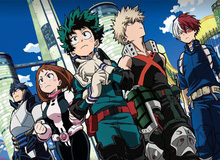 My Hero Academia mùa 4 ra mắt vào tháng 10 và được phát trực tuyến trên Funimation Now