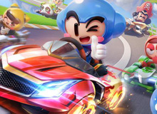 Trở về tuổi thơ với Crazy Racing KartRider - Game đua xe 'bóng nước' siêu vui