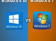 Windows 10 có mang đến trải nghiệm chơi game tốt hơn Windows 7 hay không?