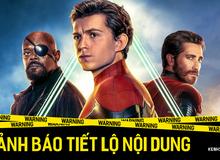 """Cameo cực xịn trong FAR FROM HOME: Mối liên kết giữa nguyên tác và """"cú lừa"""" của Marvel!"""