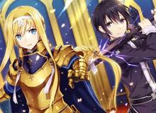 Sword Art Online: Alicization tung Teaser đầu tiên cho phần 2 War of Underworld ra mắt vào tháng 10