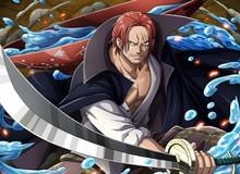 One Piece: Vũ khí của Shanks có thể là 1 trong 12 thanh cực phẩm Đại Bảo Kiếm?