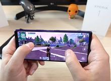 Thử chơi game trên màn hình siêu dài 21:9 của Sony Xperia 1