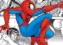 5 phiên bản Người Nhện đến từ Nhật Bản trong Spider-Man: Into the Spider-Verse