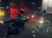 13 phút gameplay bom tấn siêu anh hùng Control, hậu duệ xứng danh của Alan Wake