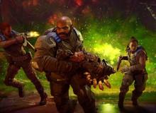 Lộ diện cấu hình Gears of War 5: Muốn chơi đẹp nhất phải sắm 16GB Ram
